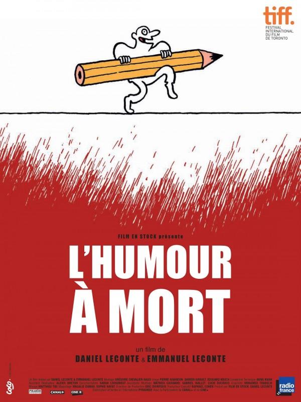 Le film «l'humour à mort» au cinéma Majestic de Vesoul le 29 février