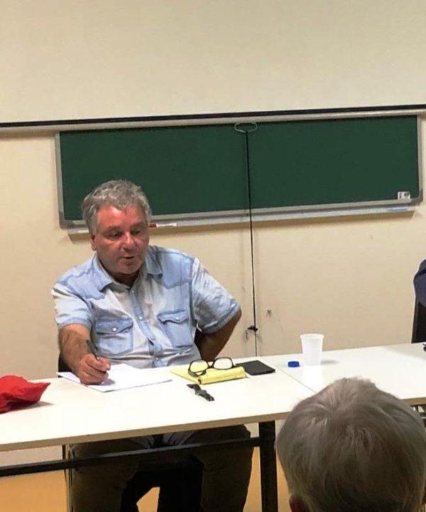 La question kurde avec Hamit Bozarslan  le 28 septembre 2018